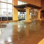 Retail Store Front Pressure Wash