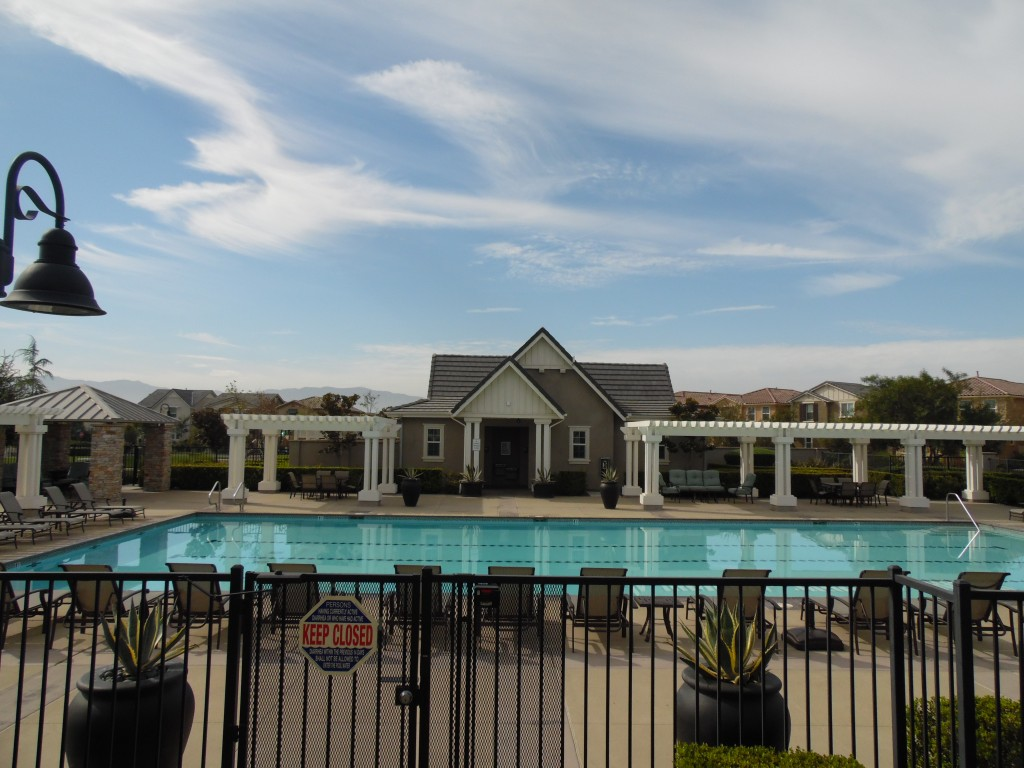 Clubhouse Pool Area