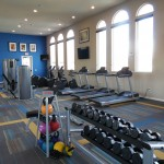 Clubhouse Exercise Room